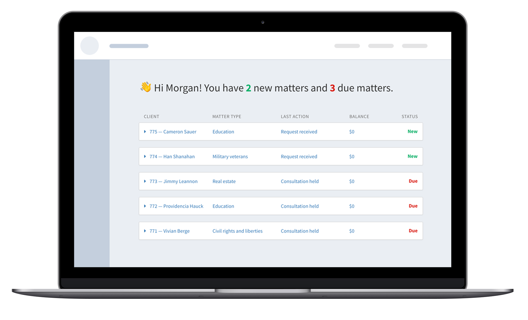 Software to power your lawyer referral network | Community lawyer